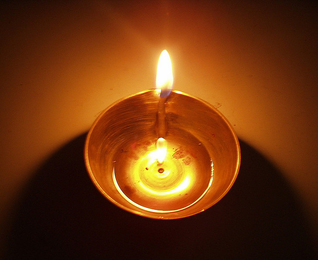 Who Do We Light A Lamp In Our Home Take Off With Natarajan